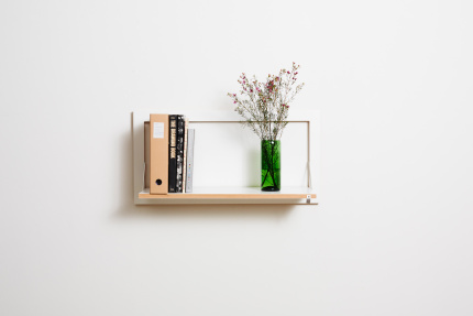 Fläpps Rectangular Shelf 80 x 40 cm