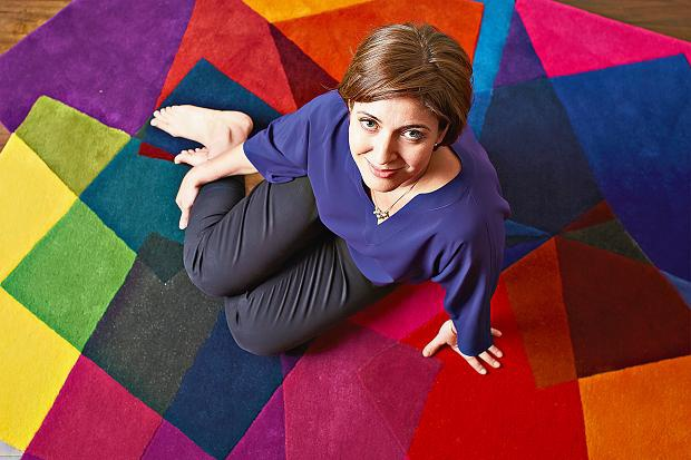 Sonya Winner, founder of Sonya Winner Rug Studio