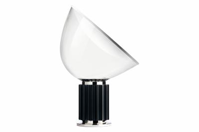Taccia Floor Lamp Black, HSGSR