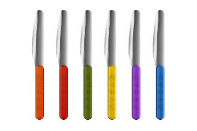 Pointless Knives  Set of 6 Steak Knives