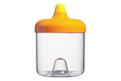 Mayday Jar 0.75 Litre Orange