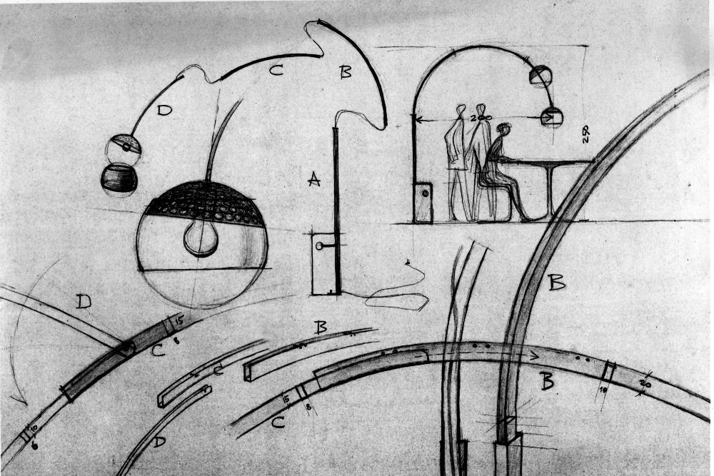Arco Design Sketch