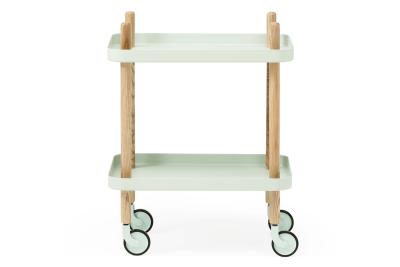 Block Side Table Mint