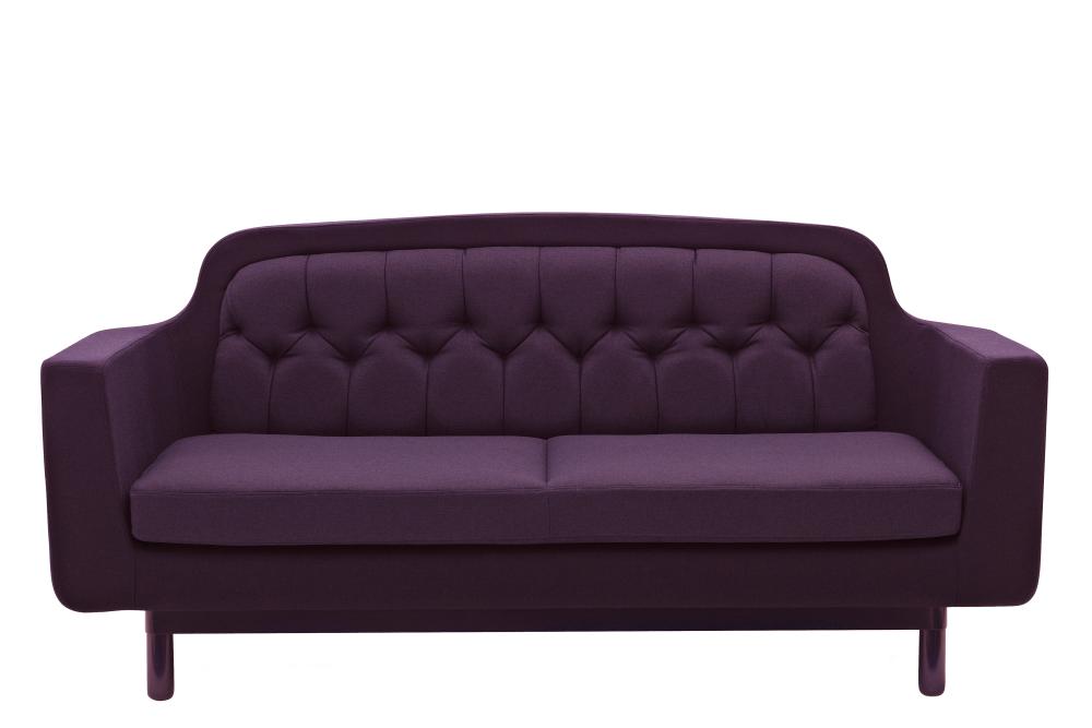 Onkel 2 Seater Sofa Purple