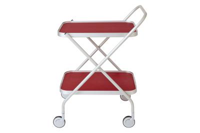 Folding Trolley Red