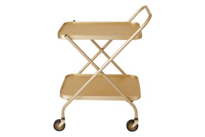 Folding Trolley Gold