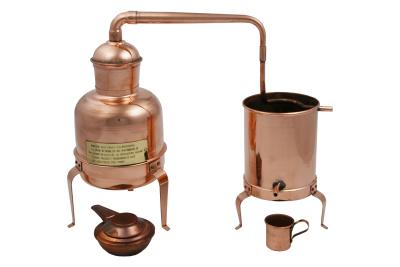 Alembic Distillation Instrument Three Litre