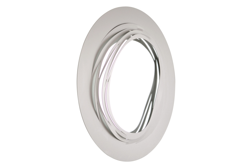 Coronet Mirror Frame