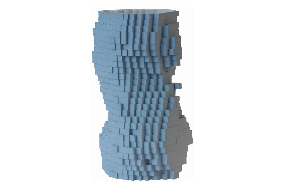 Pixel Vase Number 0208, Large