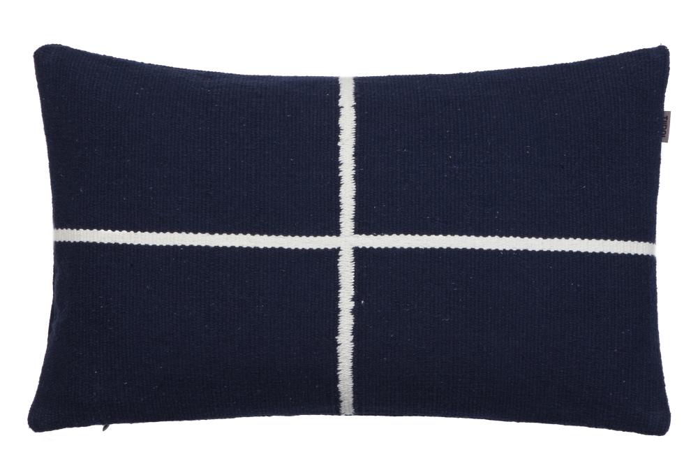 Jama-khan Cushion Blue, Rectangle