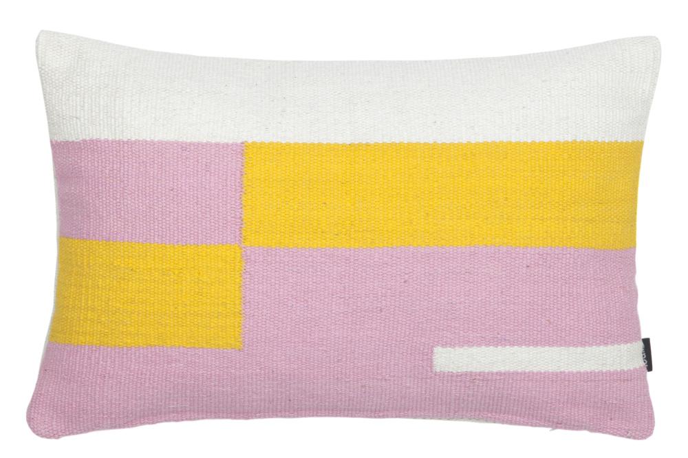 Jama-khan Cushion Pink, Rectangle