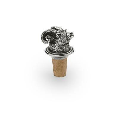 Goat Bottle Stopper