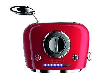 Tix Toaster Tix Toaster Rosso Secco