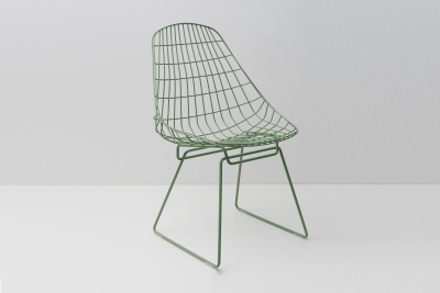 SM05 Dining Chair Pale Green