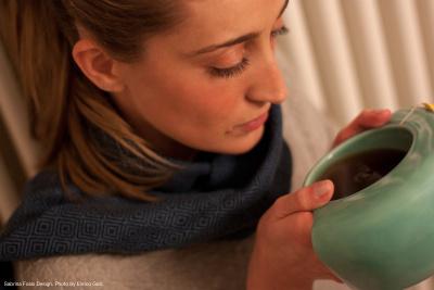 ToastyMUG - hands warmer mug Green