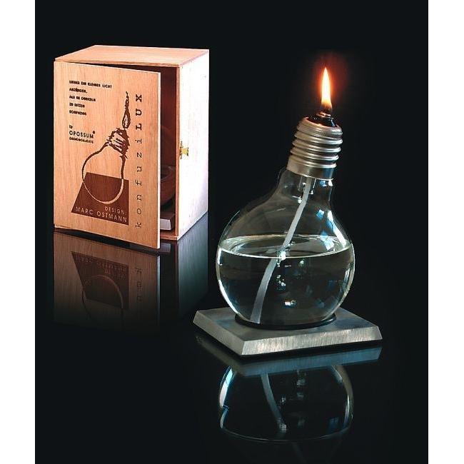 Oil Lamp -