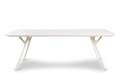 Ren Dining Table White Stained Ash, W2100