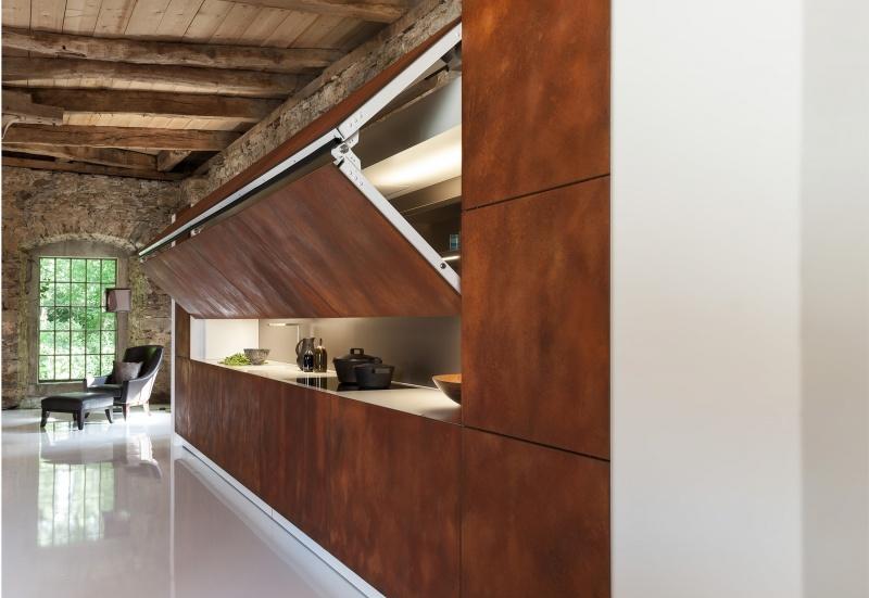 Hidden Door Kitchen