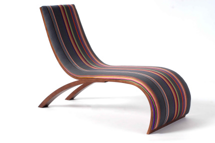 Wave Childrens Chair - Paul Smith Stripes