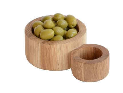 Olive & Pits Bowl