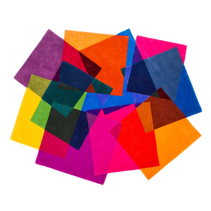 After Matisse Rug Multicoloured, Medium