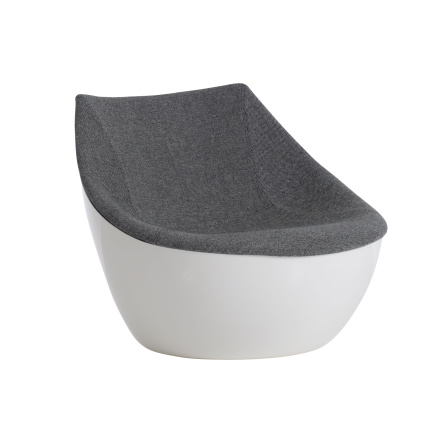 Orbital Chair Bute, Troon, White