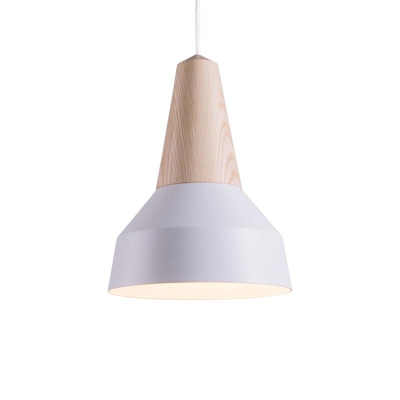 Eikon Basic Pendant Light White