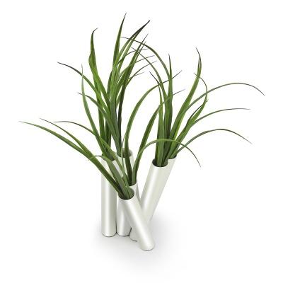 """Flower vase """"Sextette"""" White"""