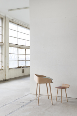 Tonton Desk & Chair Hopper
