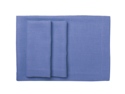 Serenity blue table linens table runner 40x120cm