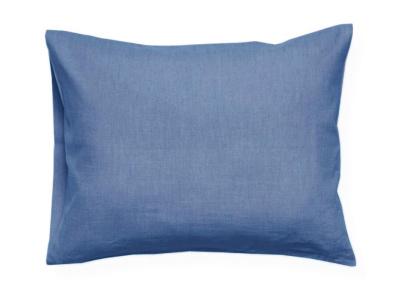 Linen Pillowcase - Serenity blue 1 pillowcase 50x75cm