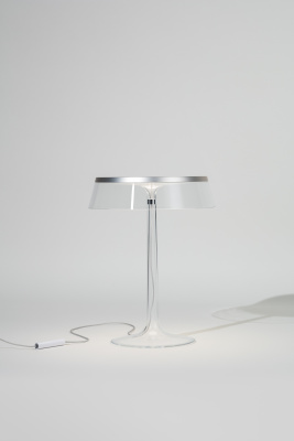 Bonjour T Table Lamp White