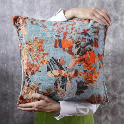 Mary Velvet Cushion Mary scatter cushion