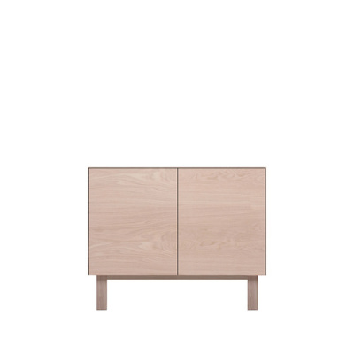 Sideboard 2 Doors Oak, Oak