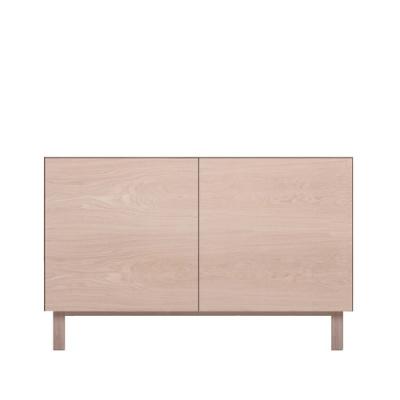 Rectangular Cabinet 2 Doors Oak, Oak