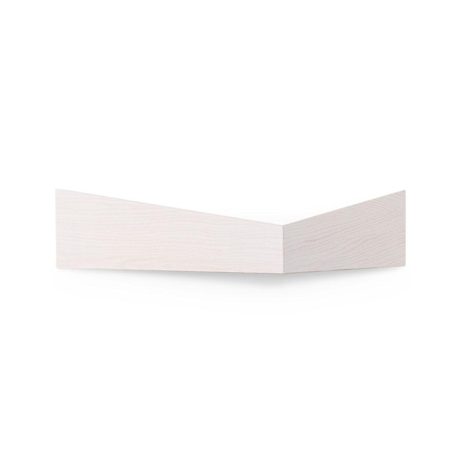 Medium White Pelican Shelf
