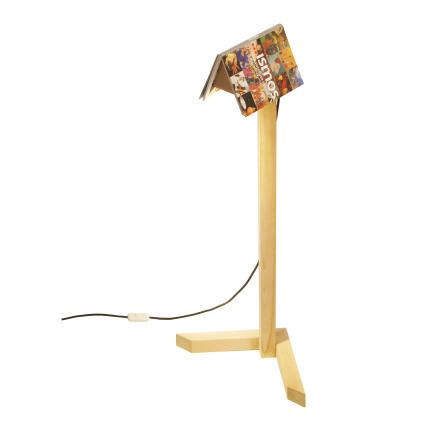 Lighthouse Book Stand