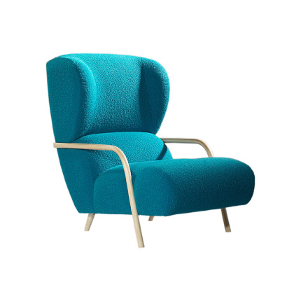 Papa Chair Ash, Blue